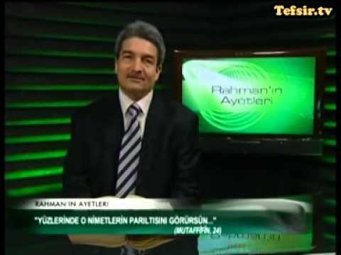mutaffifin Suresi Kuran Tefsiri tam  Ayet  Prof.Dr. Şadi Eren