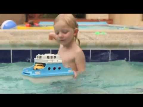 Green Toys® Ferry Boat