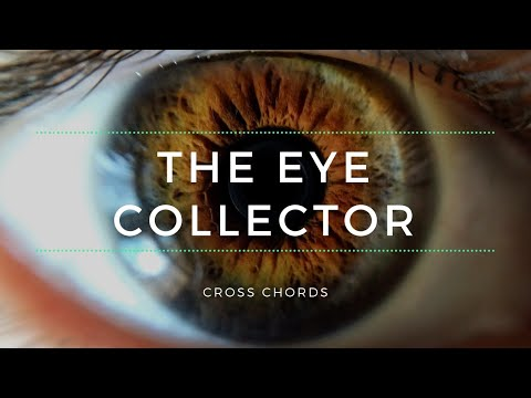 The Eye Collector Official Lyrical Music Video Cross Theory