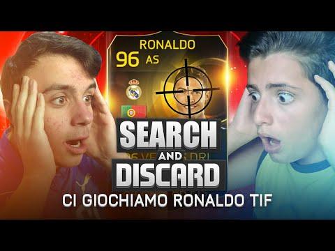 CI GIOCHIAMO RONALDO TIF! Search & Discard w/Fius Gamer