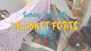 ABDL Summer Camp 2020: 🏗️ Blanket Forts ⛺