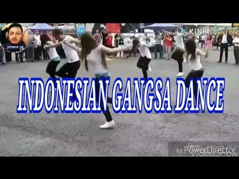 INDONESIAN GANGSA DANCE
