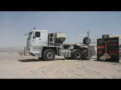 Al Qahtani Vehicle & Machinery Co. - Rig Move