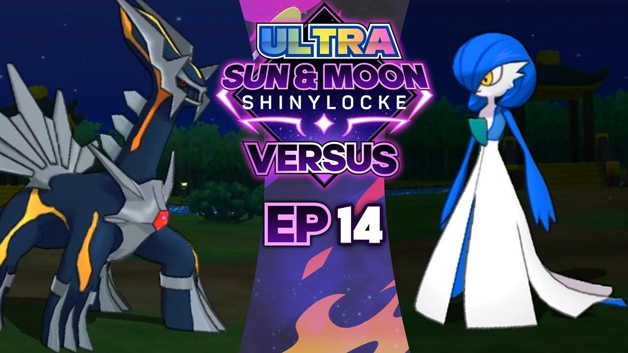 FULL SHINY SQUADS! - Pokemon USUM Shinylocke VERSUS!