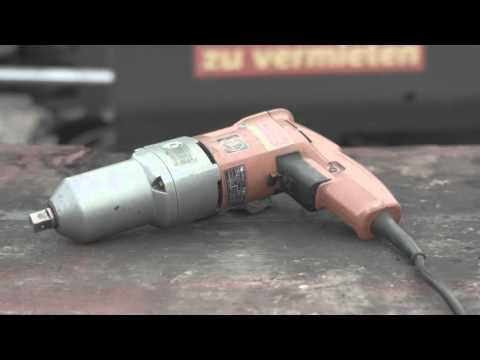 Video Kurzfilm Schlagschrauber
