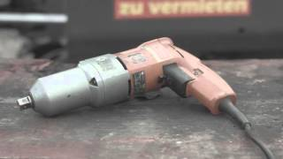 Kurzfilm Schlagschrauber