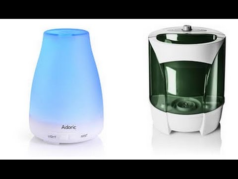 Reviews: Best Humidifier for Bedroom 2017 - YouTube