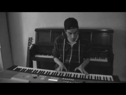 Taio Cruz  Dynamite Piano   Solo Instrumental  Mike Bivona