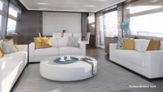 Princess 88 Flybridge Motor Yacht for Sale
