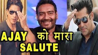 अजय देवगन का हंगामा, सलमान से लेकर शाहरुख और आमिर को भी पछाड़ा