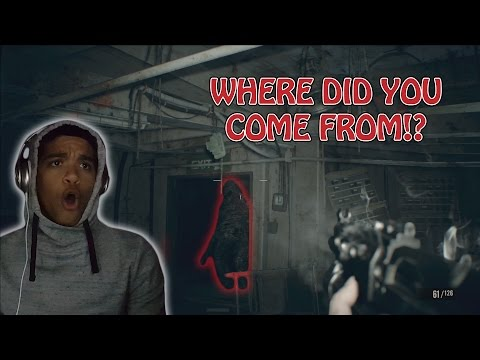 I GOT THE KEYS KEYS, GIMME MY GUN PLEASE PLEASE! - Resident Evil 7 -  Gameplay ( Part 13 )