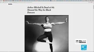 Arthur Mitchell : la mort d'une étoile