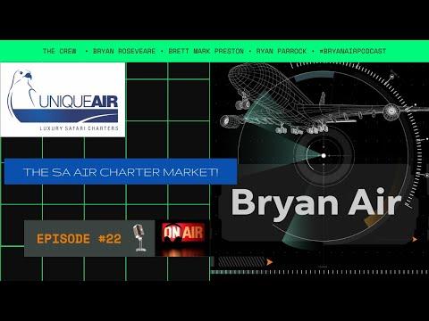 The SA Air Charter Market!