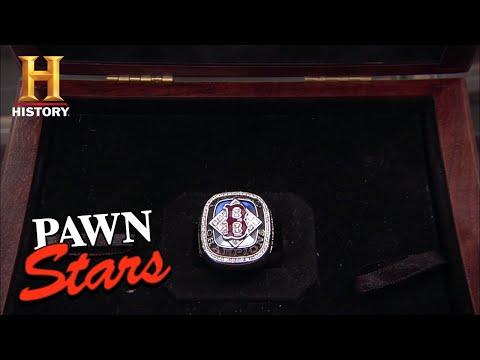 Pawn Stars: 2004 Boston Red Sox World Series Ring (Season 8) | History