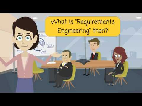 Business Analysis Training Lesson: Four Main Activities in Requirements Engineering