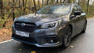 Взял Subaru Legacy Ultimate - есть то чего нет у других и нет того что есть у них