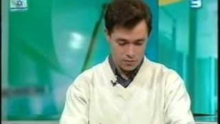 """Итервью Б. Мельцера 9-му каналу на тему """"Секреты фильма """"Секрет""""-1"""