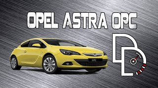 Opel Astra OPC - Россия ждёт!  Тест драйв от DiDrive