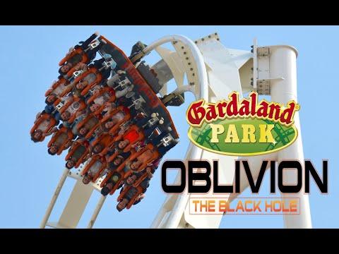 Gardaland: OBLIVION - THE BLACK HOLE