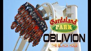 Gardaland: OBLIVION - THE BLACK HOLE (novità 2015)