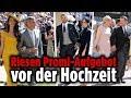Die VIP-Gäste kommen an   Die Traumhochzeit von Prinz Harry und Meghan Markle