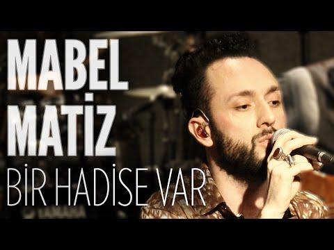Mabel Matiz - Bir Hadise Var ( JoyTurk Akustik)