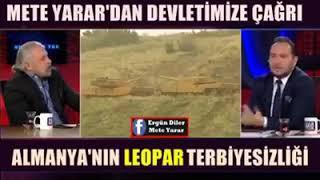 Mete YARAR'dan Altay Tankı İçin Öneri ! Dikkatle Dinleyin
