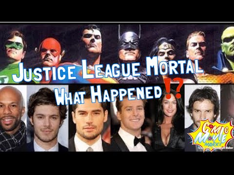 Justice League Mortal: What Happened?