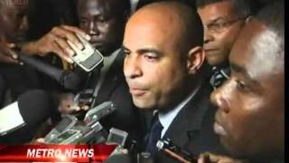 Minister Lamothe Exhausting Diplomatic Resources to Resolve Haitian-Dominican Violence in D.R.