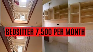 Bedsitter || SMALL STUDIO APARTMENT TOUR || Nairobi apartment tour
