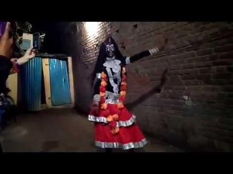 Maa Kali Dance , Performance   Holi Special   Holi 2017   Is Ladke pe aayi maa kaali khud   Tandav