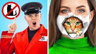 12 Formas De Infiltrar A Tu Mascotas En Un Tren