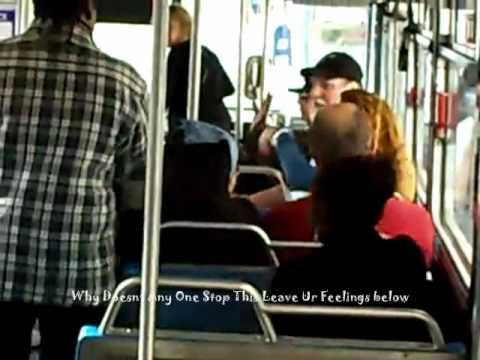 AC TRANSIT BUS FIGHT I AM A MOTHERFUCKER