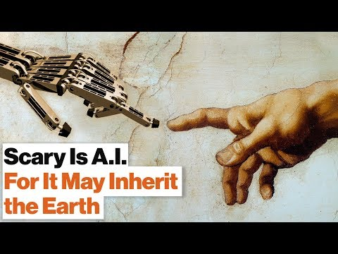 Richard Dawkins: A.I. Might Run the World Better Than Humans Do
