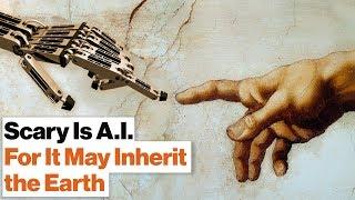 Richard Dawkins: A.I. Might Run the World Better Than Humans Do