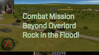 Combat Mission   Beyond Overlord Rock in the Flood - Rock in the Flood