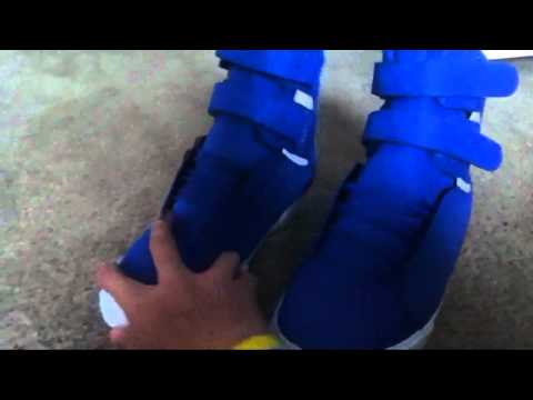 Unboxing Supra Society (Royal Blue/White)