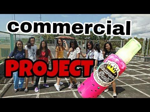 Commercial Project -Senior Highschool ABM