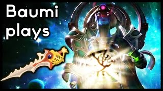 Dota 2 | DIVINE INVINCIBLE CARRY!! | Baumi plays Oracle
