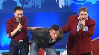 КВН 2017 - Первая лига Вторая 1/2 ИГРА ЦЕЛИКОМ Full HD