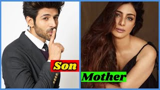 10 Beautiful Mothers of Bollywood Actors