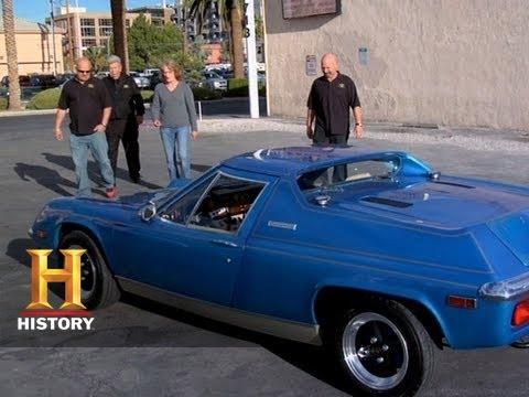 Pawn Stars Movie Cars History Youtube