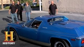 Pawn Stars - Movie Cars | History