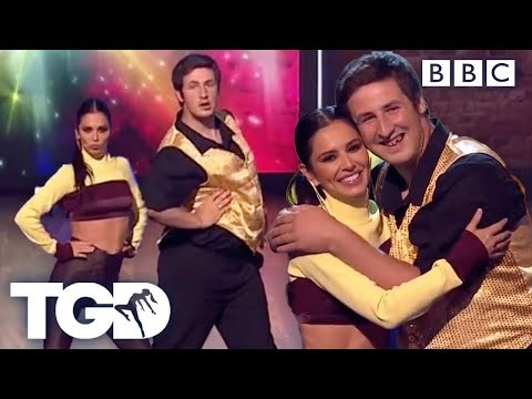James Clifton dances for his hero Cheryl | Auditions Week 1 | The Greatest Dancer