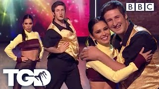 Cheryl Joins Contestant On Stage Making His Dream Come True | Auditions Week 1 | The Greatest Dancer