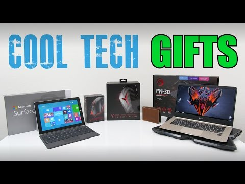 Cool Tech Gifts - 2016