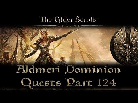 ESO - Aldmeri Dominion Quests - Part 124 - Malabal Tor Part 1 - Velyn Harbor under attack