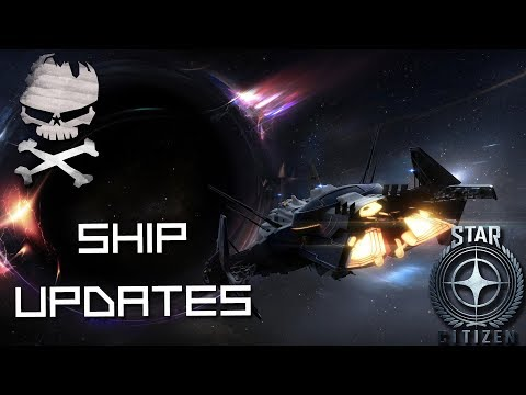Star Citizen : Ship Updates Carrack on it's way 10-06-2017