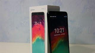 Rozpakowanie Ulefone Mix 2 - Unboxing taniego i ładnego telefonu