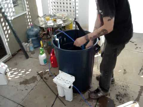 Brewing Compost Tea for Cannabis Plants